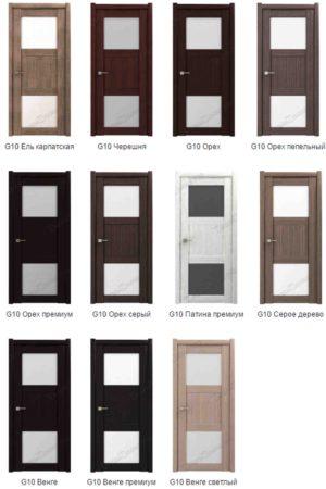 Двери GRAND10
