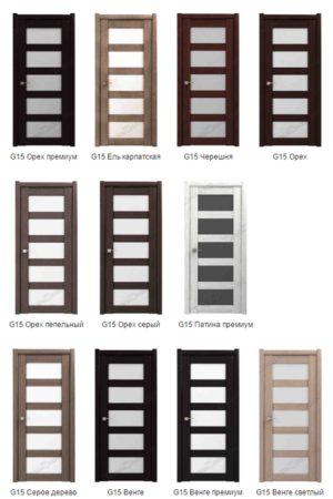 Двери GRAND15
