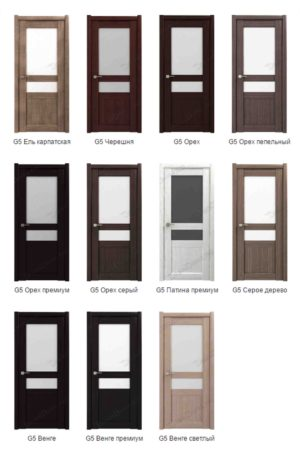 Двери GRAND5