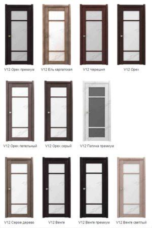 Двери VISTA12