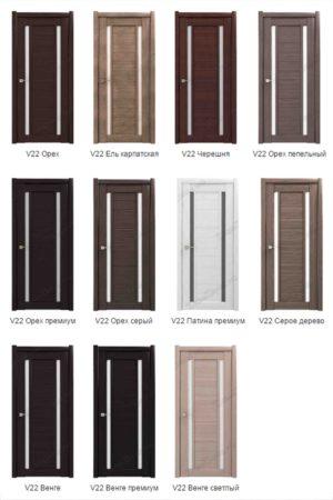Двери VISTA22