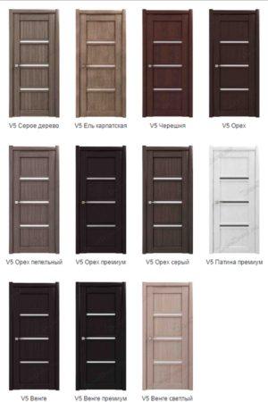 Двери VISTA5