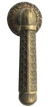 Ручки раздельные Bussare Castelo 2 античная латунь