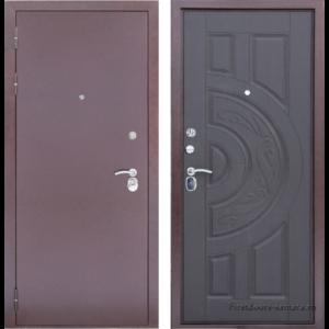 стальная-дверь-тайгер-трио-медь-венге