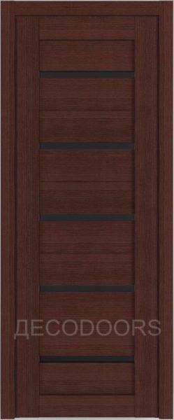 Межкомнатная дверь  D-1 орех