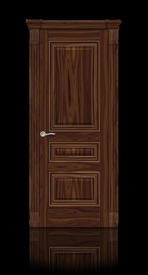 Межкомнатная дверь Элеганс-2 Американский орех