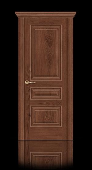 Межкомнатная дверь Элеганс-2 Дуб миндаль