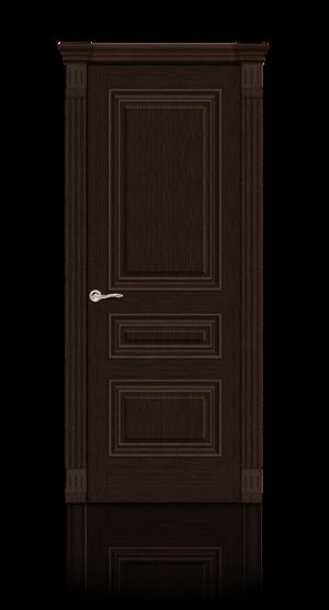 Межкомнатная дверь Элеганс-2 Венге