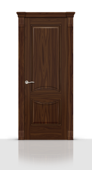 Межкомнатная дверь Онтарио Американский орех