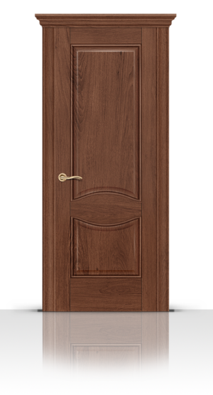 Межкомнатная дверь Онтарио Дуб миндаль