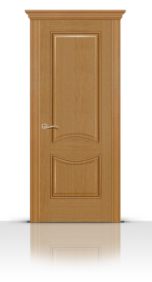 Межкомнатная дверь Онтарио Светлый анегри