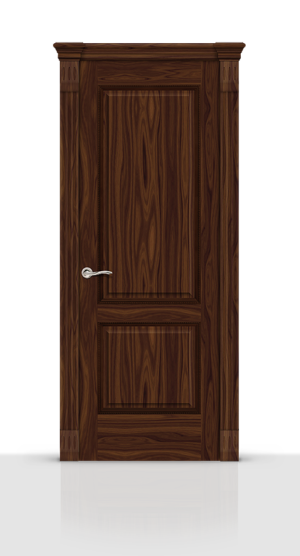 Межкомнатная дверь Бристоль Американский орех