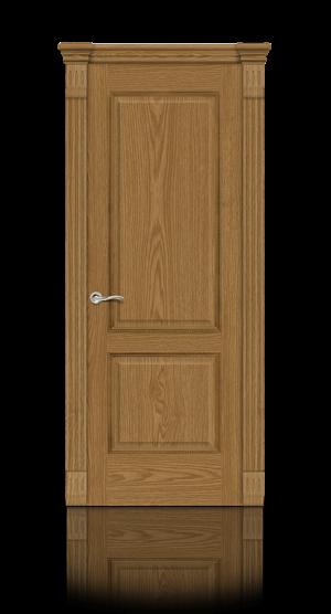 Межкомнатная дверь Бристоль Дуб медовый