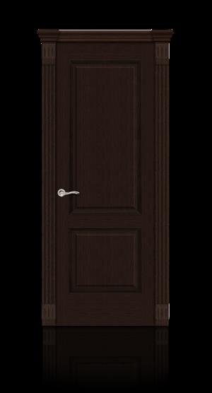 Межкомнатная дверь Бристоль Венге