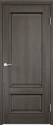Межкомнатная дверь Барселона 2 ДГ из натурального шпона2