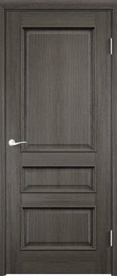 Межкомнатная дверь Барселона 4 ДГ из натурального шпона2