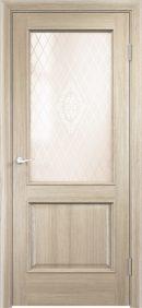 Межкомнатная дверь Барселона ДО из натурального шпона
