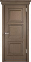 Межкомнатная дверь Ливерпуль ДГ 3 из натурального шпона2