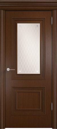 Межкомнатная дверь Ливерпуль ДО 2 из натурального шпона