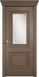 Межкомнатная дверь Ливерпуль ДО 2 из натурального шпона2