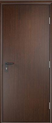 Противопожарная дверь ДПГ (ПВХ)