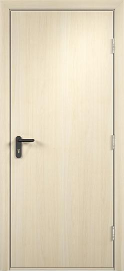 Противопожарная дверь ДПГ (ПВХ)2