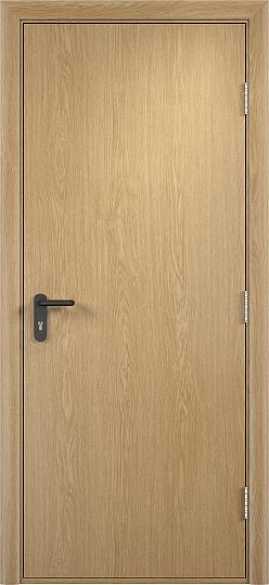 Противопожарная дверь ДПГ (ПВХ)3