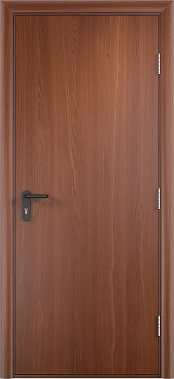 Противопожарная дверь ДПГ (ПВХ)4