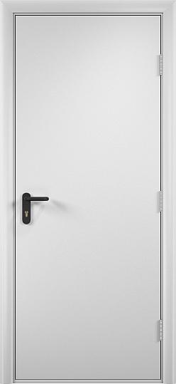 Противопожарная дверь ДПГ (ламинированная)