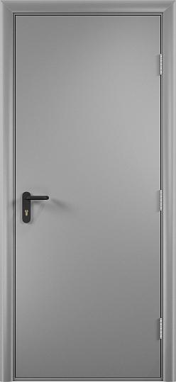 Противопожарная дверь ДПГ (ламинированная)10