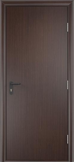 Противопожарная дверь ДПГ (ламинированная)2