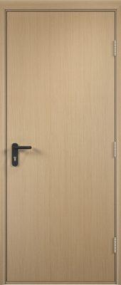 Противопожарная дверь ДПГ (ламинированная)4