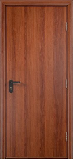 Противопожарная дверь ДПГ (ламинированная)7
