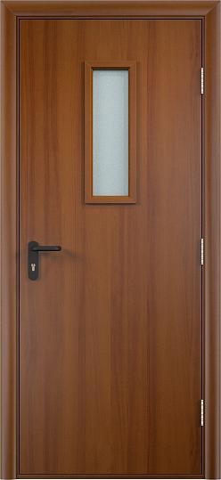 Противопожарная дверь ДПО огнеупорное (ламинированная)8