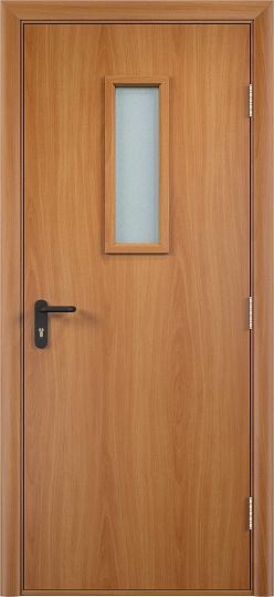 Противопожарная дверь ДПО огнеупорное (ламинированная)9