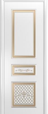 Межкомнатная дверь Венеция золото