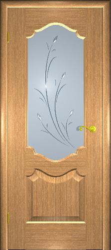 Межкомнатная дверь Верона П со стеклом