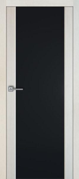 Т-8-Беленая-лиственница-стекло-черное