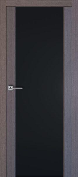 Т-8-Серый-дуб-стекло-черное