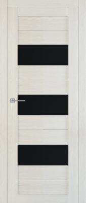 Т3 беленая лиственница стекло черное