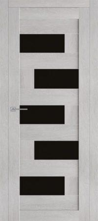 т32 шале серый стекло черное