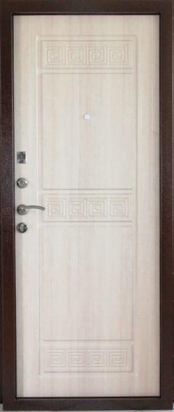 Входная дверь Троя светлый внутр