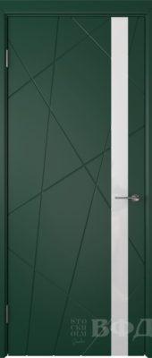 Флитта 26ДО010 бел.лакобель эмаль зеленая