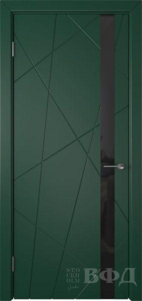 Флитта 26ДО010 черн.лакобель эмаль зеленая