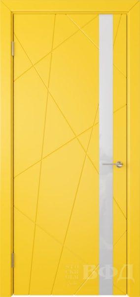 Флитта 26ДО08 бел.лакобель эмаль желтая