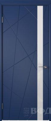 Флитта 26ДО09 бел.лакобель эмаль синяя
