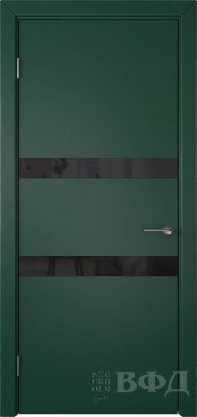 Ньюта 59ДО010 черн.лакобель эмаль зеленая