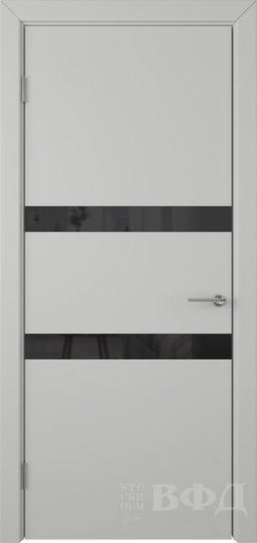 Ньюта 59ДО02 черн.лакобель эмаль светло серая