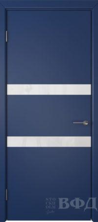 Ньюта 59ДО09 бел.лакобель эмаль синяя