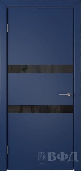 Ньюта 59ДО09 черн.лакобель эмаль синяя